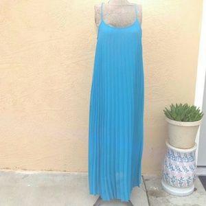 DECREE Blue Maxi Dress